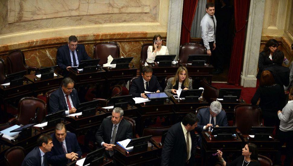 Vivo: una mayoría de 38 senadores se consolida en contra de la iniciativa del aborto