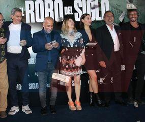 """El suceso """"El robo del siglo"""", de Ariel Winograd, marcó a fuego la apertura cinematográfica de un año que tendrá más de 100 estrenos."""