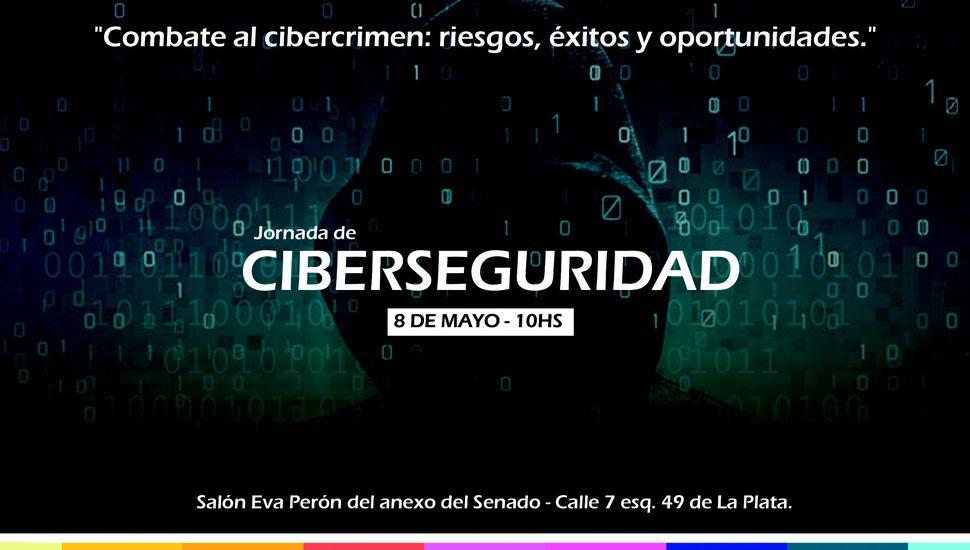 Jornada de ciberseguridad en el Senado de la provincia de Buenos Aires