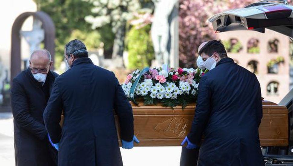 Italia superó las 10 mil muertes por el coronavirus