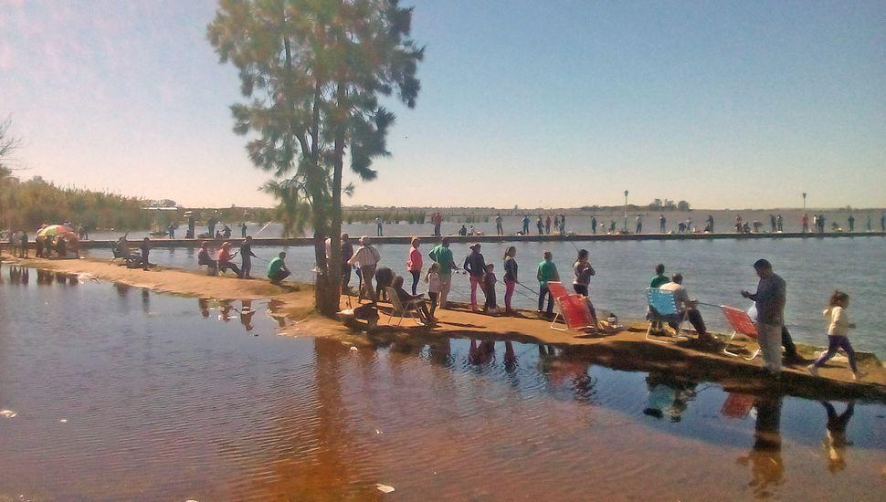 El municipio envió a la Provincia el protocolo para habilitar la pesca en Junín
