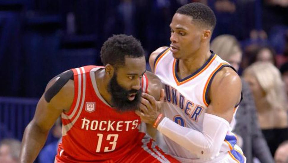 Westbrook y Mike D'Antoni vuelven a jugar juntos.
