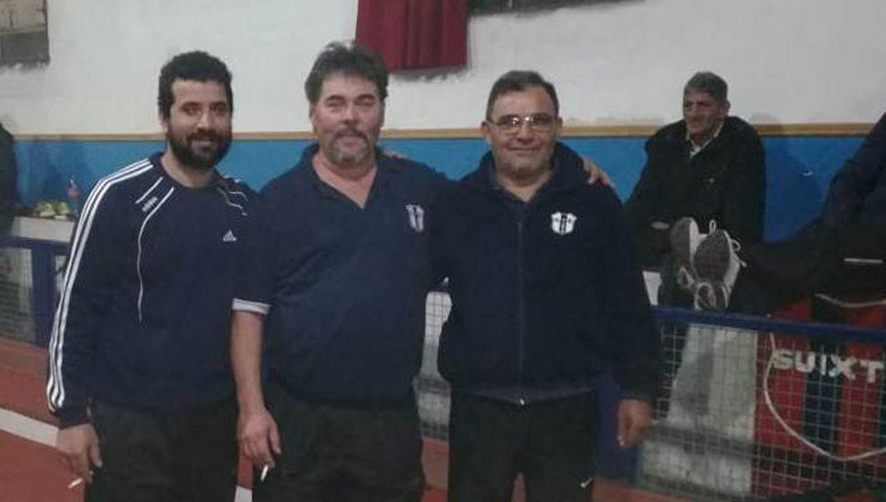 Mañana juegan el zonal en canchas de Gimnasia y Esgrima y de Suixtil