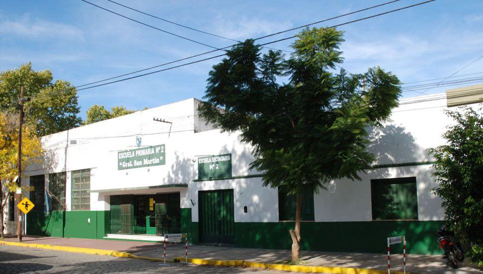 TRIVIA: ¿Cuánto sabés sobre la Escuela Nº 2?