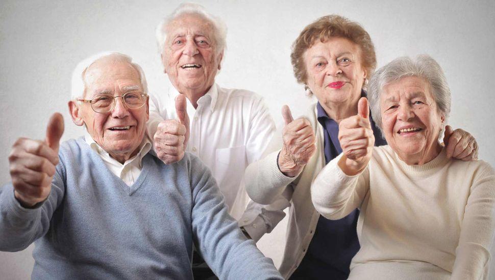 adultos mayores pandemia