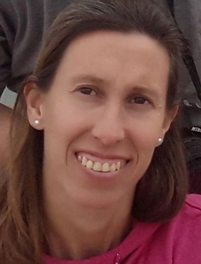 Profesora Laura Labati.