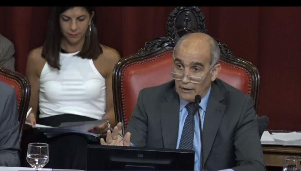 EN VIVO: el Senado bonaerense comenzó con el debate del Presupuesto