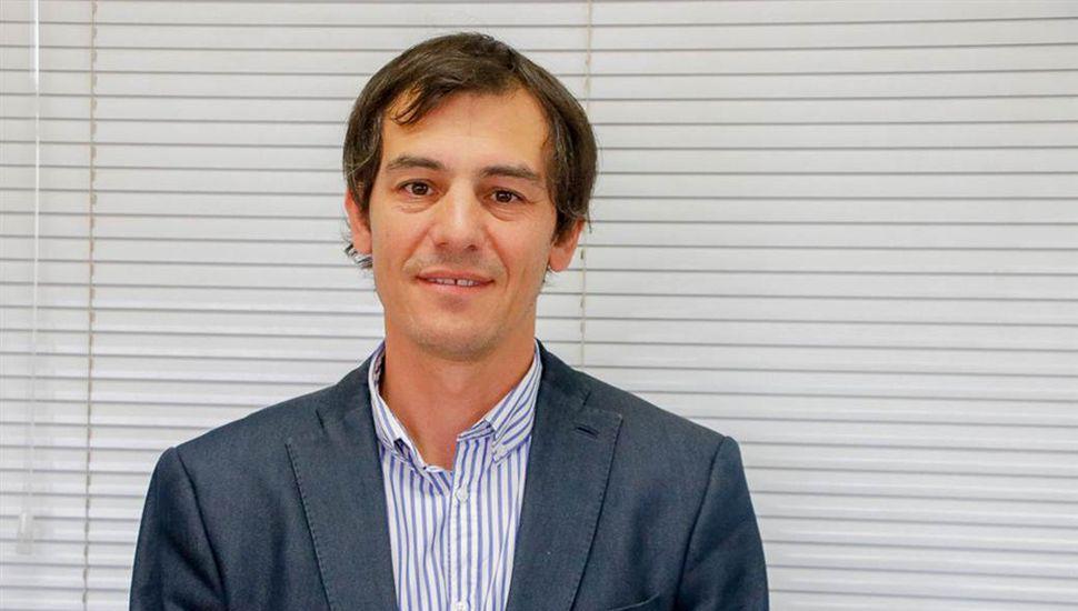 Ariel Díaz, titular de Hacienda del Municipio.
