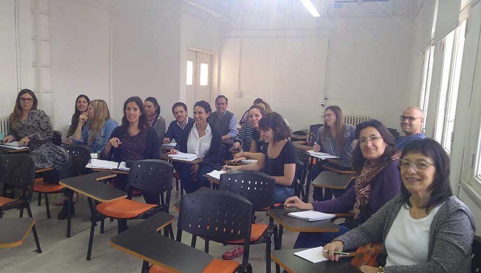 Inscriben para una capacitación Laboral en la Universidad
