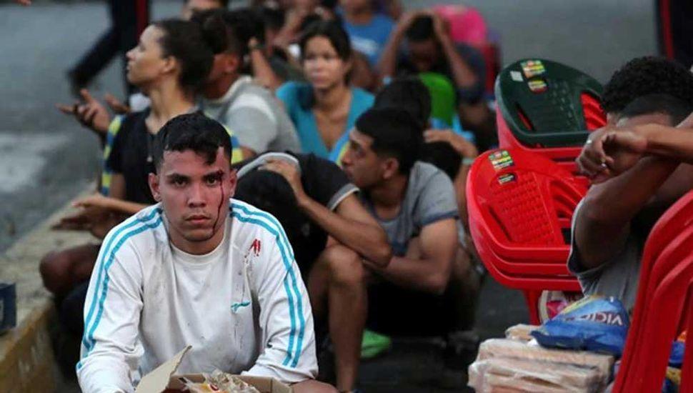 El apagón lleva a Venezuela al límite de la implosión social