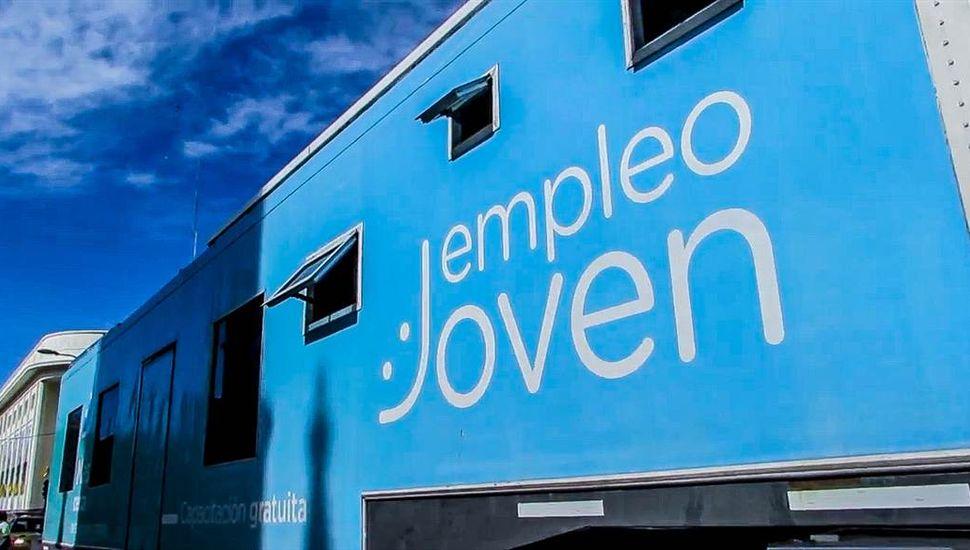 Vuelve a Junín el camión de Empleo Joven
