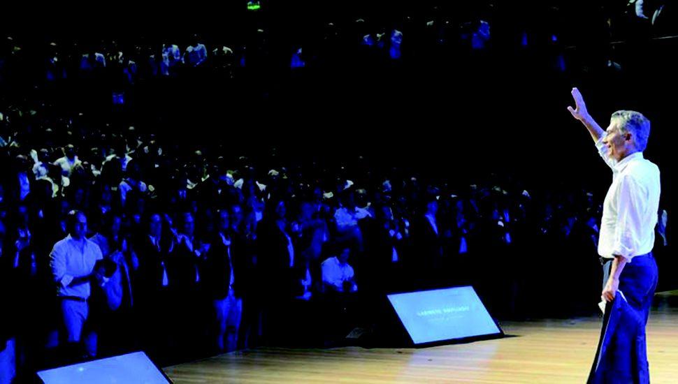 Macri presenta plan de reformas económicas e institucionales