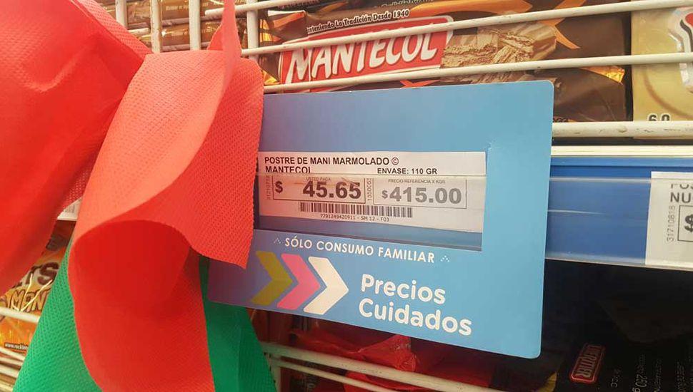 El programa de Precios Cuidados sumó recientemente artículos de la canasta navideña que están disponibles en supermercados.