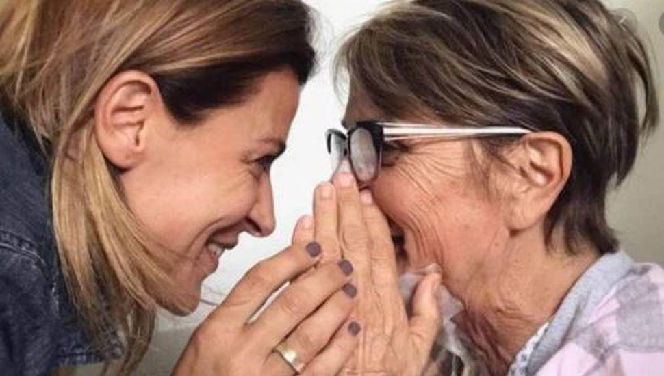 Murió la mamá de Eugenia Tobal tras una dura batalla contra el cáncer