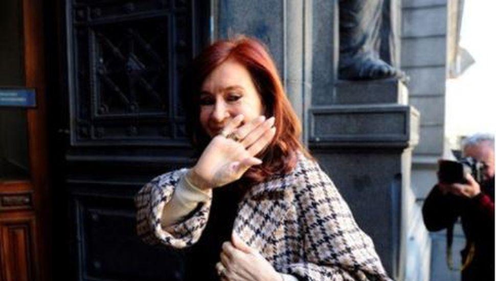 Entró al Senado el nuevo pedido de desafuero a Cristina Kirchner