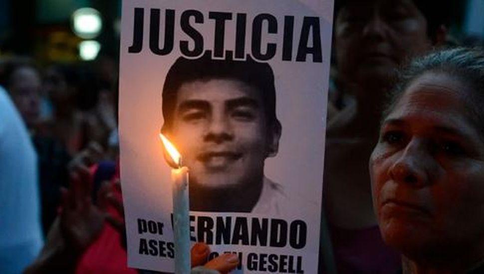 """""""Que esto no quede impune"""": el pedido de la madre de Fernando Báez Sosa a un mes del crimen"""