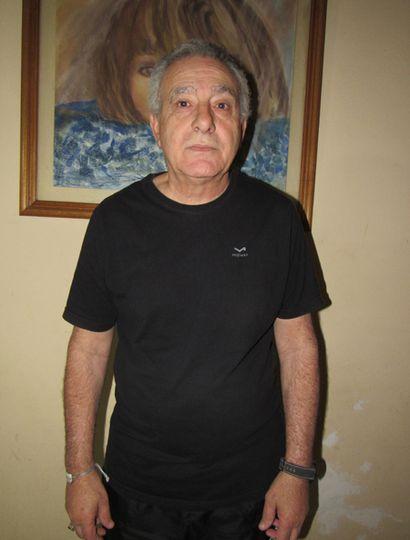 """Héctor Raúl """"El Pulpo"""" Demaría"""