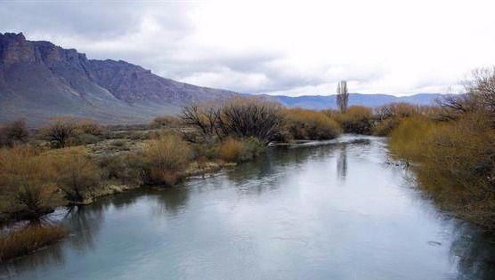 El hallazgo del cuerpo se dio durante el tercer rastrillaje del río Chubut.