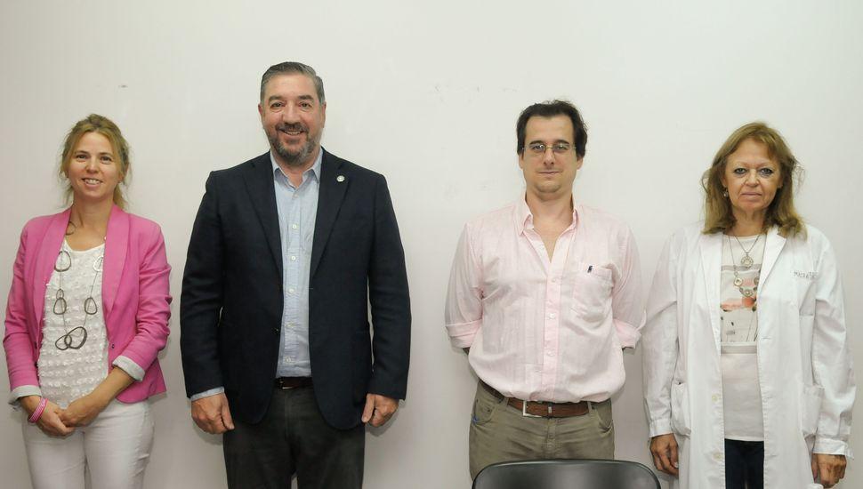 El CIBA diagnosticará coronavirus en la Región Sanitaria III