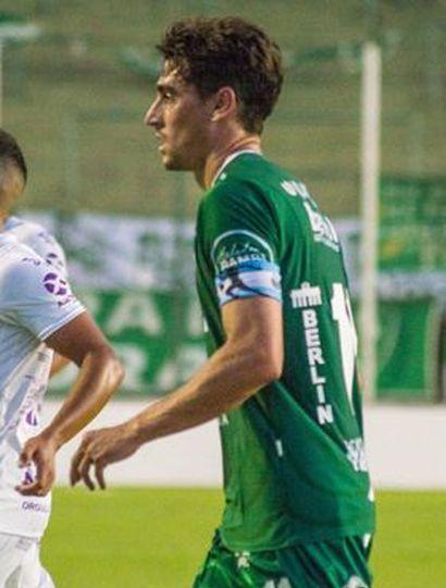 Mauro Albertengo podría regresar al equipo titular de Sarmiento de Junín.