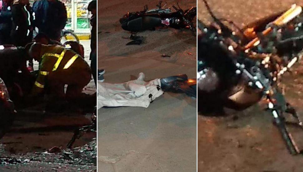 Dos heridos por un accidente en Rojas