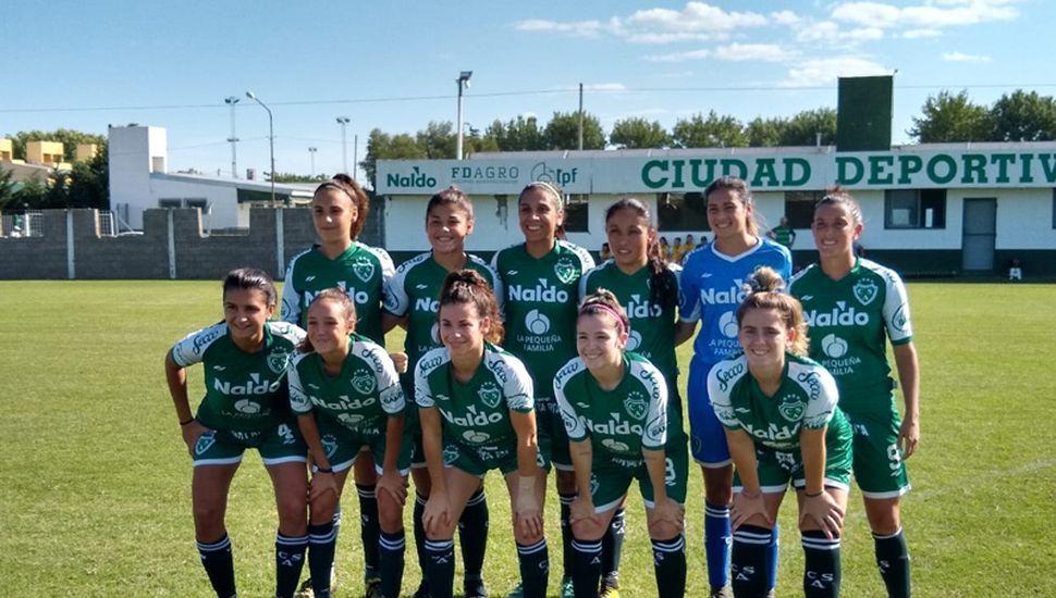 Primera división del Club Sarmiento.