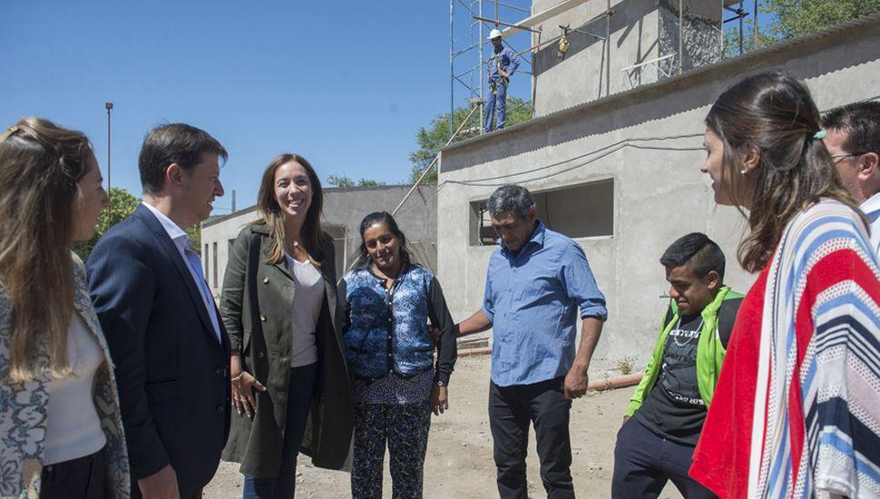 María Eugenia Vidal prepara la campaña electoral que tendrá sus ejes en dos temas sensibles,  como educación y seguridad.