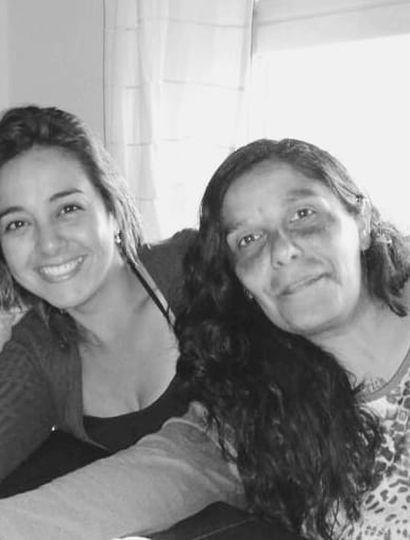 Silvana y Sandra, miembros de Comunidad Asperger