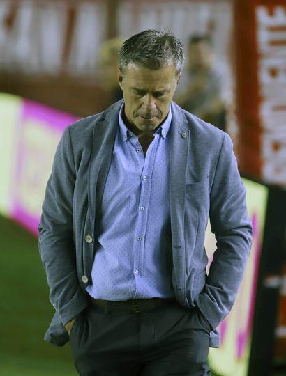 No va más: Pusineri dejó de ser el DT de Independiente