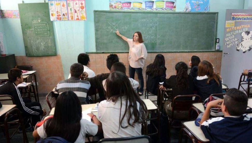 El nivel secundario sigue siendo la gran asignatura pendiente del sistema educativo.