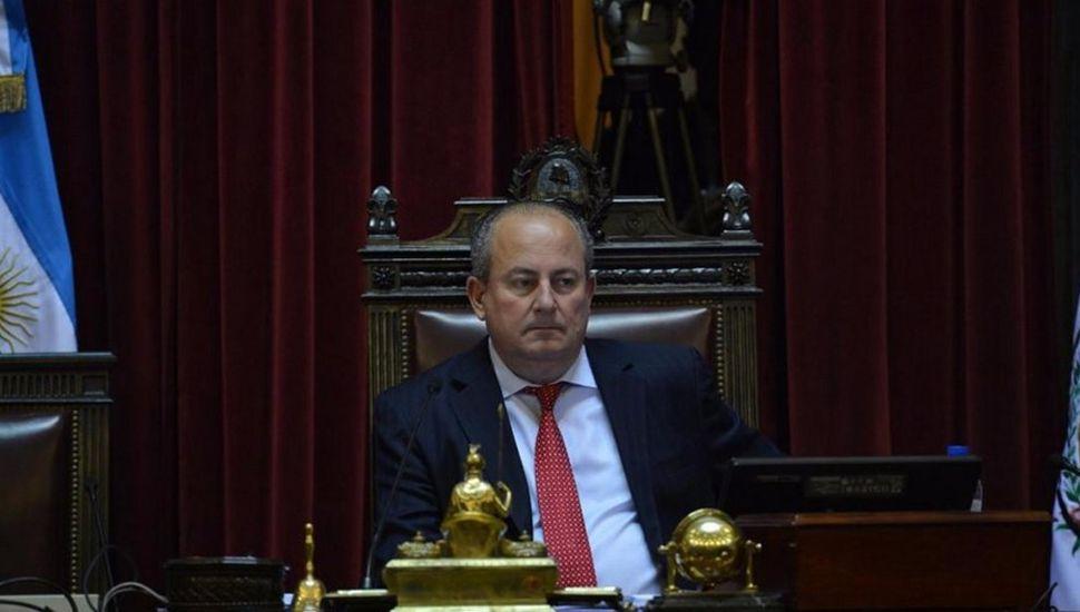 Marino renuncia a la vicepresidencia del Senado tras la denuncia por abuso sexual