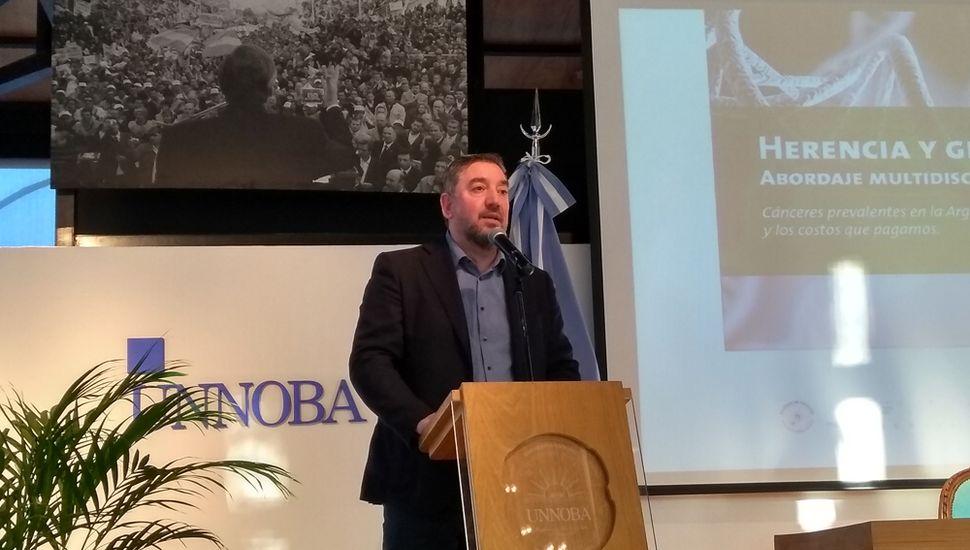 El rector Guillermo Tamarit presidió la jornada.