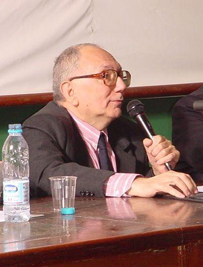 Angel Plastino, ex decano de la Universidad de La Plata.