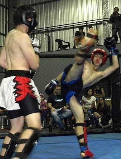 Habrá el 1º de Septiembre varias peleas de kick boxing, amateurs y semiprofesionales.