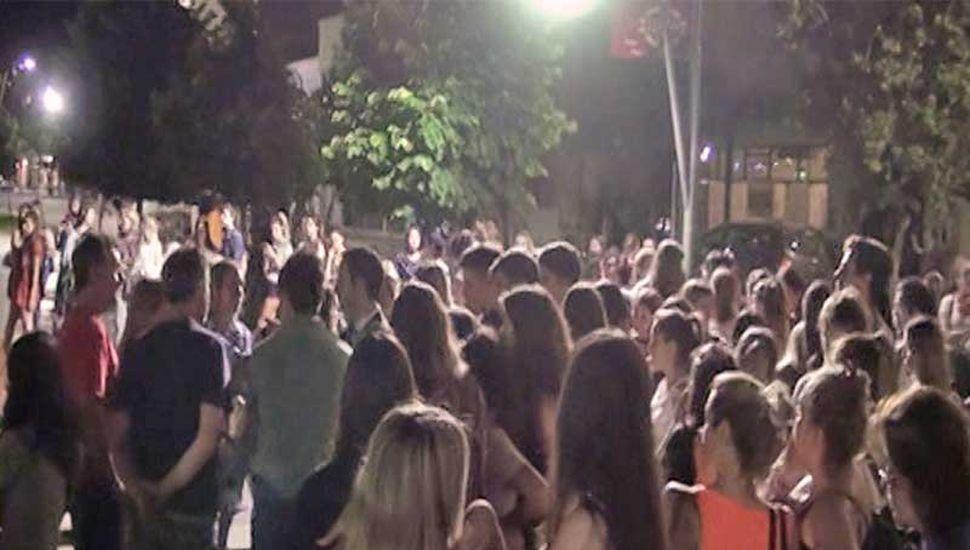 Marcha en Junín y pedido de justicia.