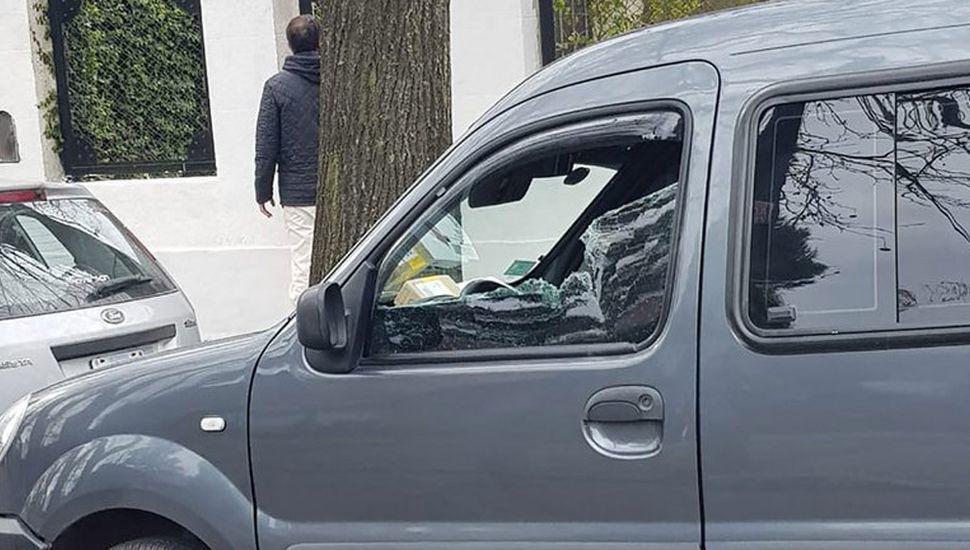 Dos motochorros asesinaron a un repartidor en Adrogué