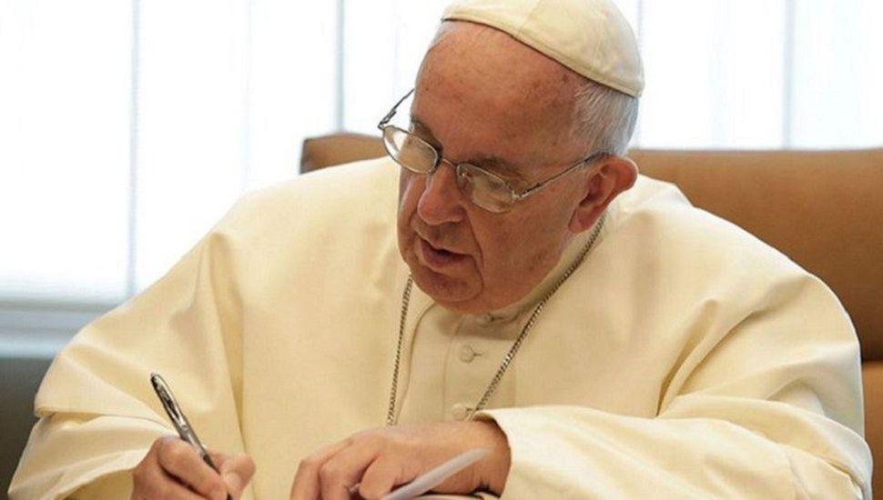 El Papa envió una carta a Lula da Silva