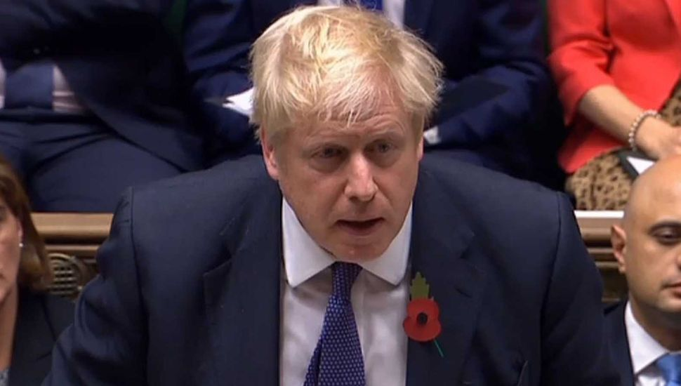 Boris Johnson descartó pacto electoral