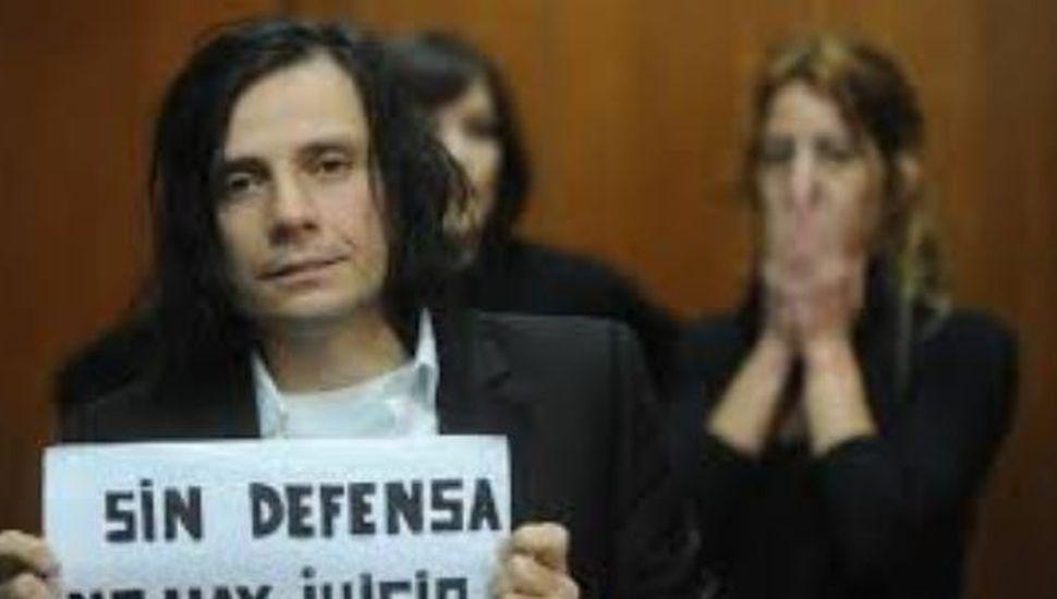Cristian Aldana fue condenado a 22 años de prisión por cuatro casos de abuso de menores