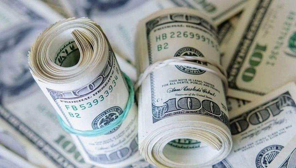 Dólar mayorista tocó el piso de la banda cambiaria