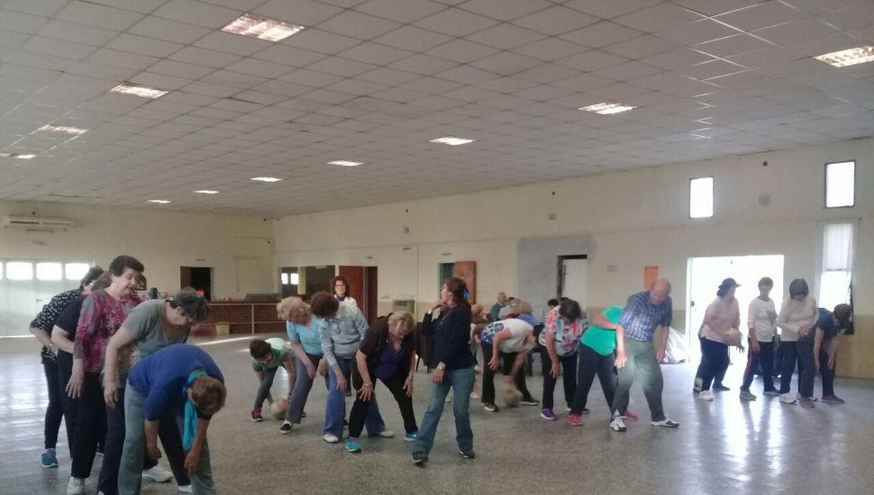Newcom: abuelos de Arenales participaron en Los Toldos