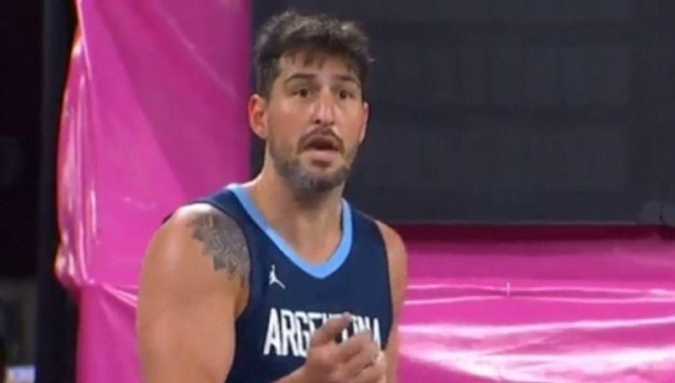 Nicolás Romano fue nuevamente el goleador del equipo de básquet 3 x 3.