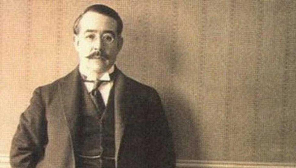 Leopoldo Lugones (1874-1938).