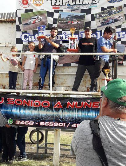 Bonello, Vitali, Latino, Savino, Pelusso, Álvarez y Mignacco triunfaron en Colón