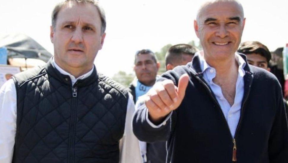 Escándalo en el frente de Centurión: un candidato llamó a votar por Macri