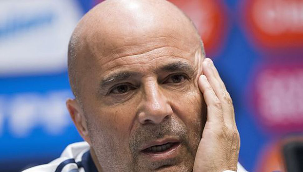 Sampaoli dio a conocer a los 11 titulares para el debut contra Islandia