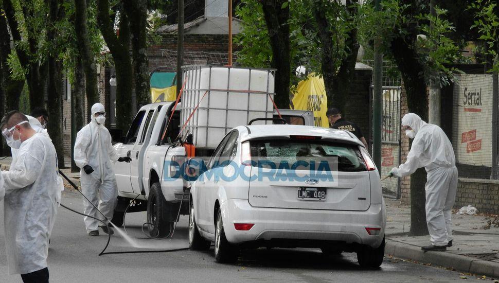Se activó el protocolo de seguridad por dos familias que regresaron a Junín desde Brasil