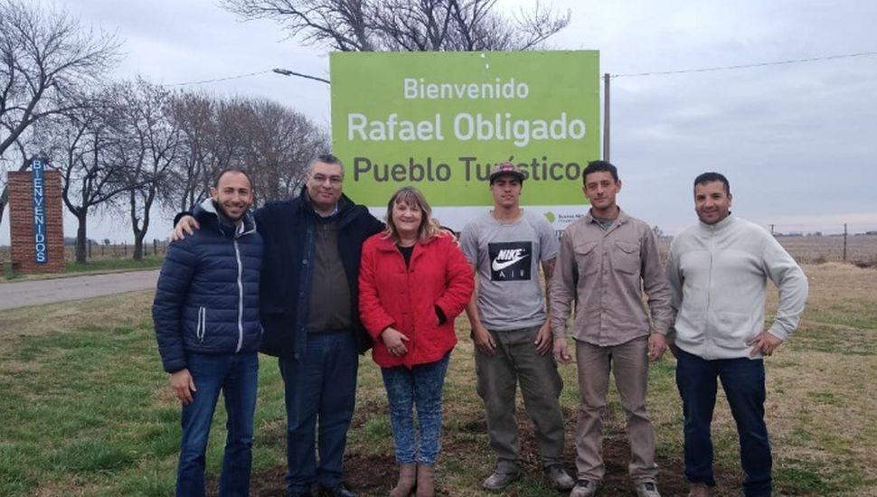 Oficializan el ingreso de Rafael Obligado al programa Pueblos Auténticos