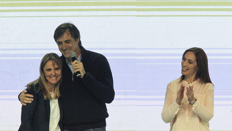 Gladys González será senadora nacional junto a Esteban Bullrich.