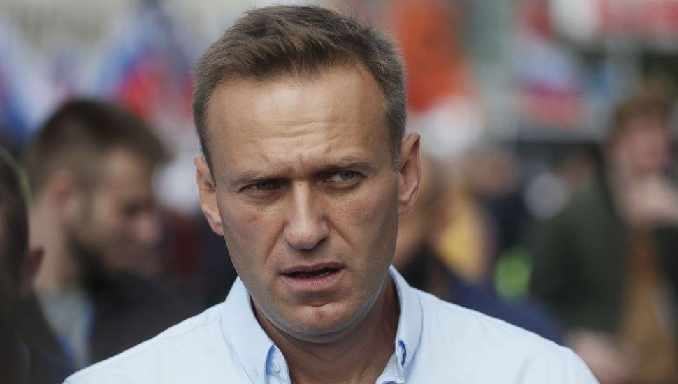 Alexéi Navalny oposicion